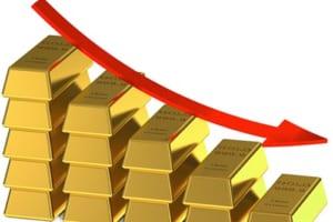 """Gía vàng tiếp tục """"Giảm"""" rẻ hơn giá vàng thế giới"""