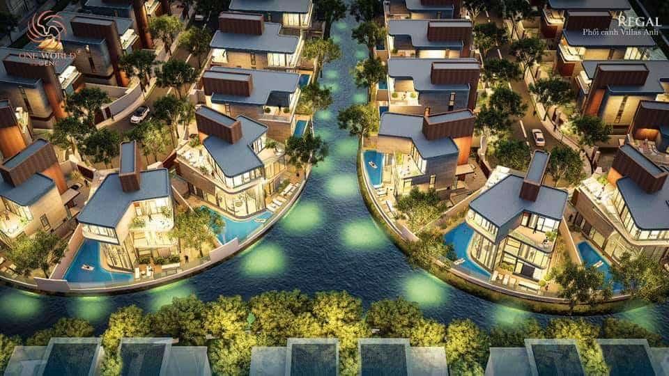 Săn đất dự án One world của Đất Xanh giá rẻ hơn thị trường vào mùa dịch