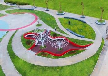 Bán lô Lakeside Palace 300 m2 đường 25m giá chỉ 20 tr/m2