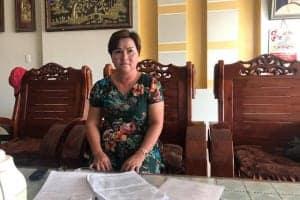 Quảng Ngãi : Hàng chục người sập bẩy đáo hạn ngân hàng