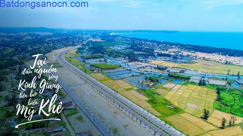 Bán đất dự án mỹ khê angkora park giá rẻ nhất thị trường