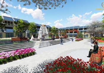 Dự án Homeland Paradise Village