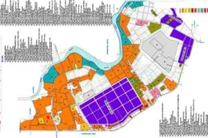 Quy hoạch chung đô thị mới Điện Nam Điện Ngọc