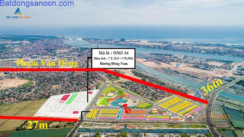 Siêu Hot Chỉ 1 lô đất nền 160 m2 Đông Nam Lê Lợi giá đầu tư