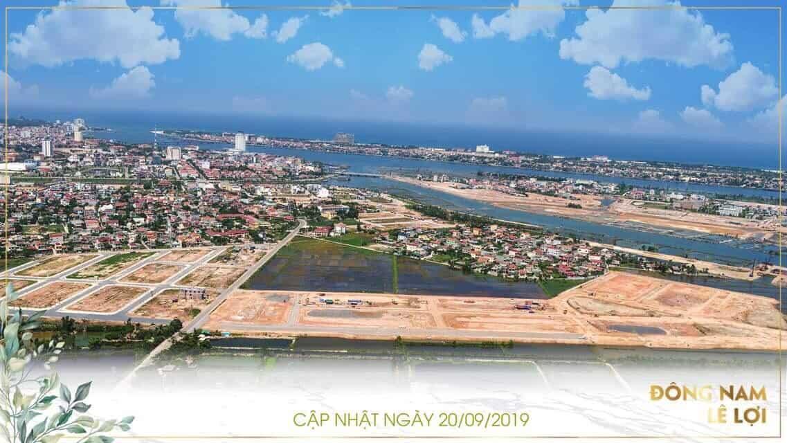Dự án Đông Nam Lê Lợi đầy đủ các hướng giá tốt cho nhà đầu tư