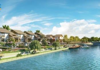 Đất nền bên sông dự án Phú Hải Riverside