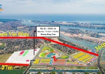 bán đất dự án Đông Nam Lê Lợi giá tốt