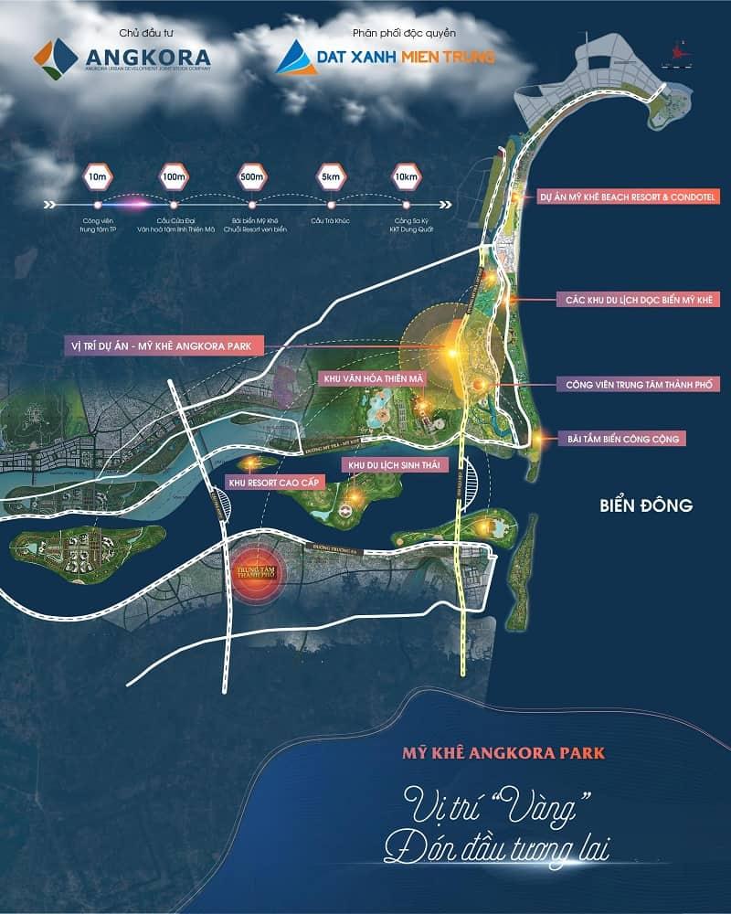 Đất nền dự án ven biển Mỹ Khê- Quảng Ngãi