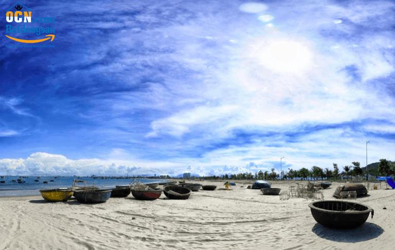 Biển Mỹ khê quảng ngãi quyến rũ đẹp hoang sơ thu hút du khách