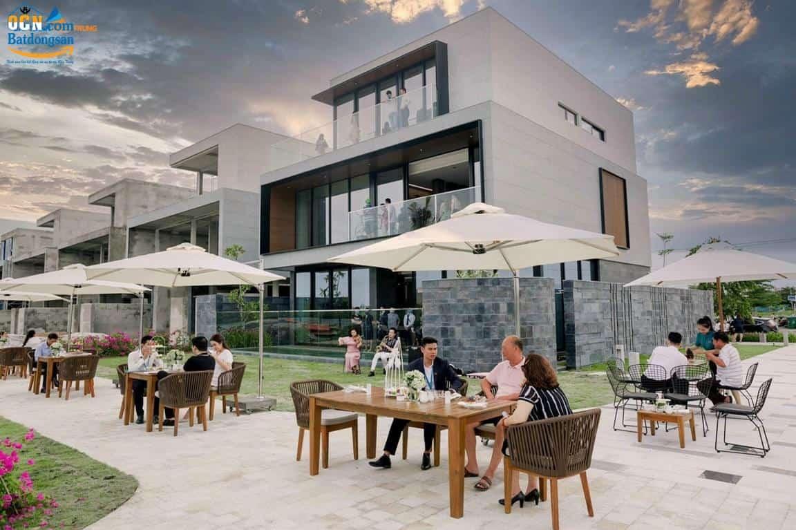 Bán biệt thự Đà Nẵng view sông đẳng cấp 5 sao One river villas