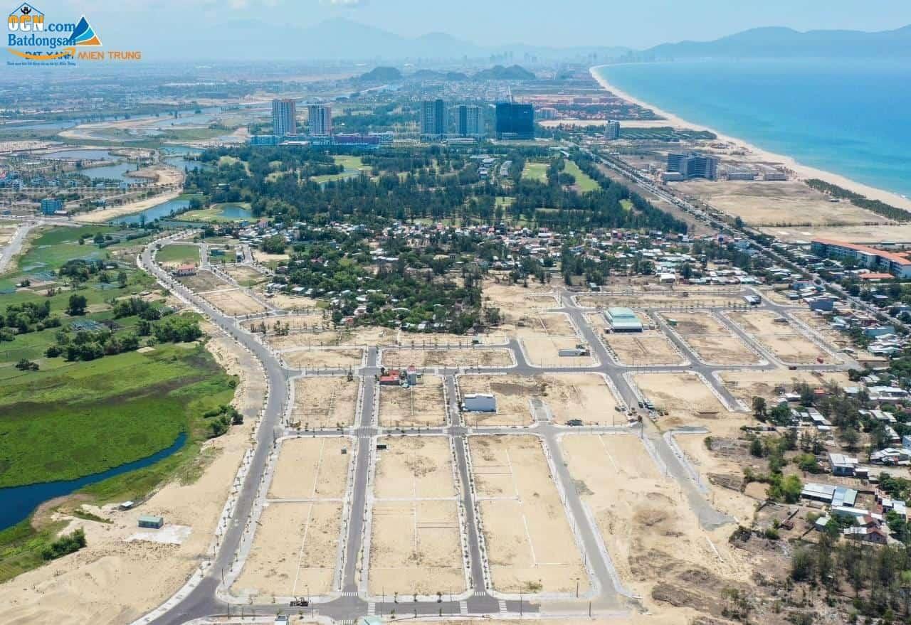 Dự án Tropical Palm – Ngọc Dương Riverside mở rộng