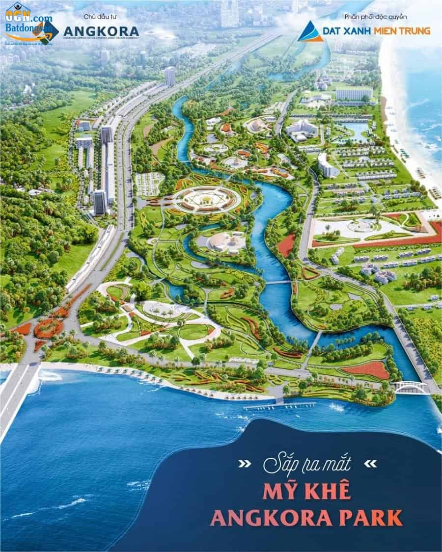 Cần tiền đầu tư cuối năm bán gấp lô đất biển Mỹ Khê Angkora Park giá cắt lỗ