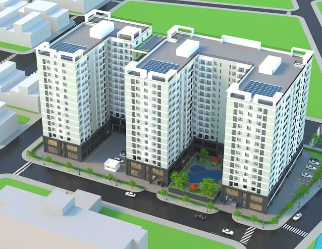 Bán căn hộ chung cư FPT Đà Nẵng – Giá gốc CĐT