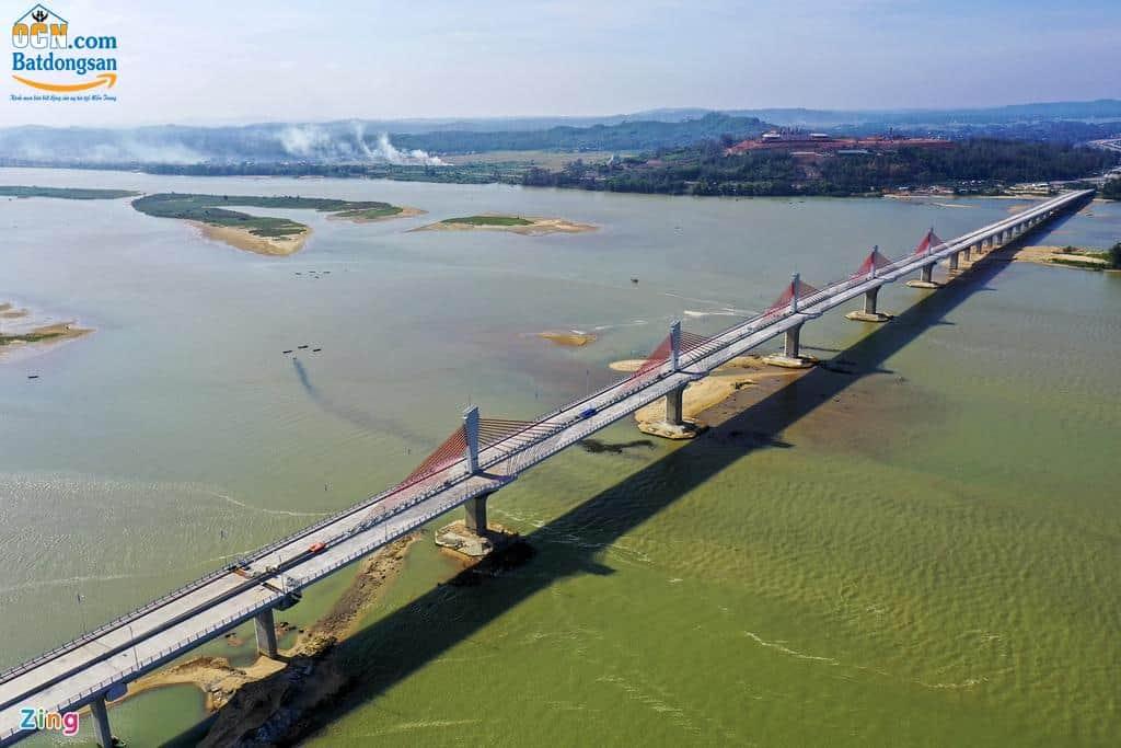 Giải mã sức hút đất nền ven biển Quảng Ngãi