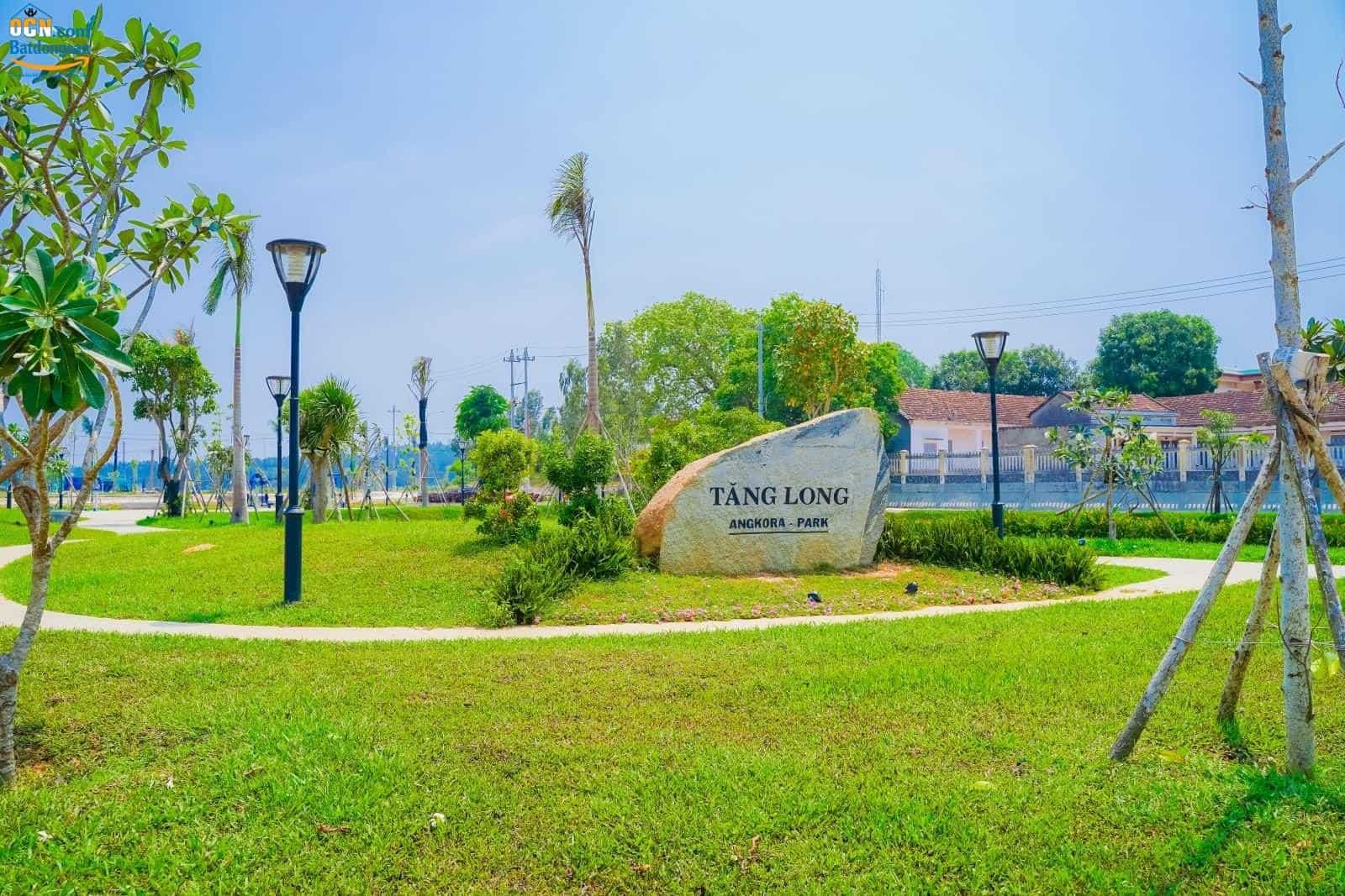 Chính chủ Nợ ngân hàng cần bán lỗ vốn lô đất dự án Tăng Long Angkora