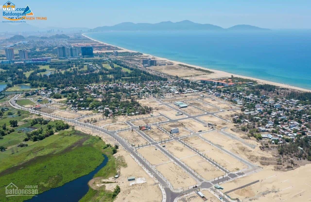 Quy hoạch đô thị ven biển ven sông cổ cò từ cocobay đến hội an có gì đặc biệt