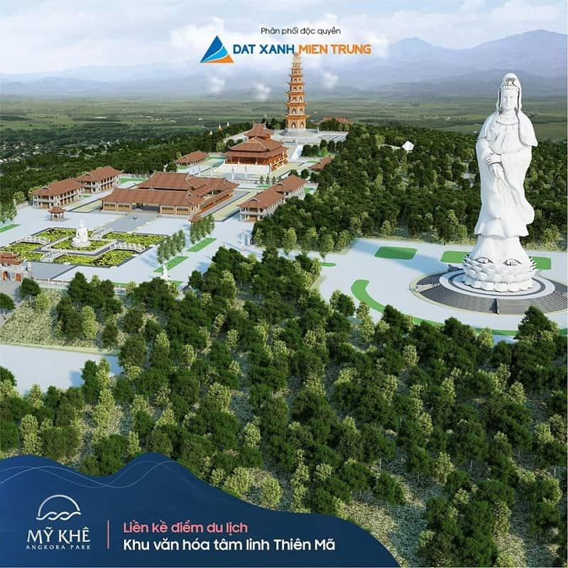 Đất biển Mỹ Khê Angkora Park – Nơi thể hiện đẳng cấp của bạn!