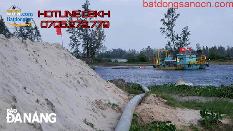 Quảng Nam chính thức triển khai nạo vét sông cổ cò
