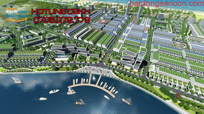 Dự án Sea view Dương Ngọc City Quảng Nam