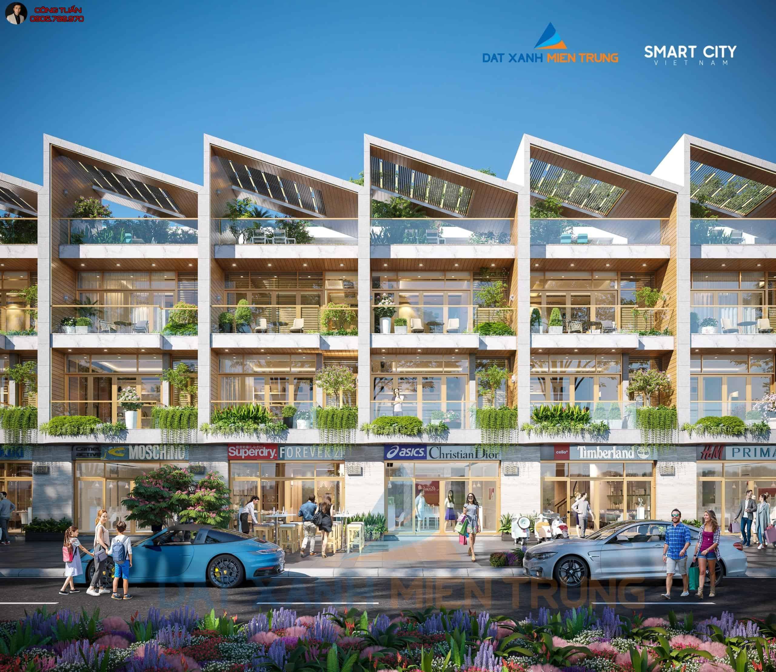 Chỉ 10.2 tỷ sở hữu ngay nhà 2 mặt tiền view sông Hàn cực đẳng cấp tại trung tâm Đà Nẵng