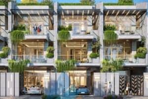 Bán nhà mới xây 4 tầng, mặt tiền sông Hàn, gần công viên, có bãi giữ xe ô tô rộng rãi