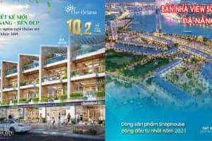 Ra mắt phân khu mới Shophouse The oriana Đà Nẵng giá gốc CĐT