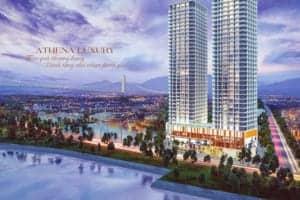Căn Hộ Athena Luxury Đà Nẵng Riverside