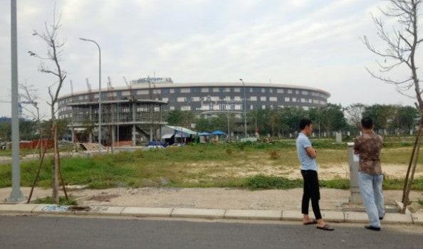 CẦN BÁN sập hầm lô đất FPT Đà Nẵng giá chỉ 2,4 tỷ/90m2
