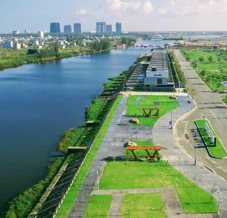 one river villas