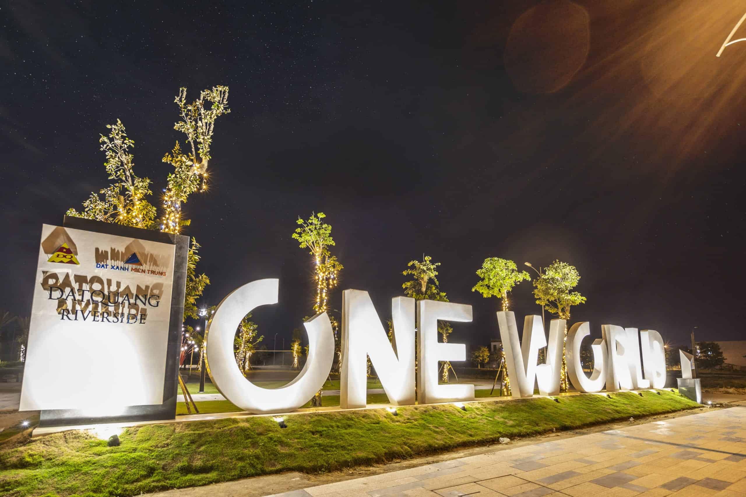 Nhân Dịp Chào Năm Mới 2021 CÔNG TY ĐXMT có 05 suất ngoại giao của dự án ONE WORLD REGENCY giá 1.47 tỷ