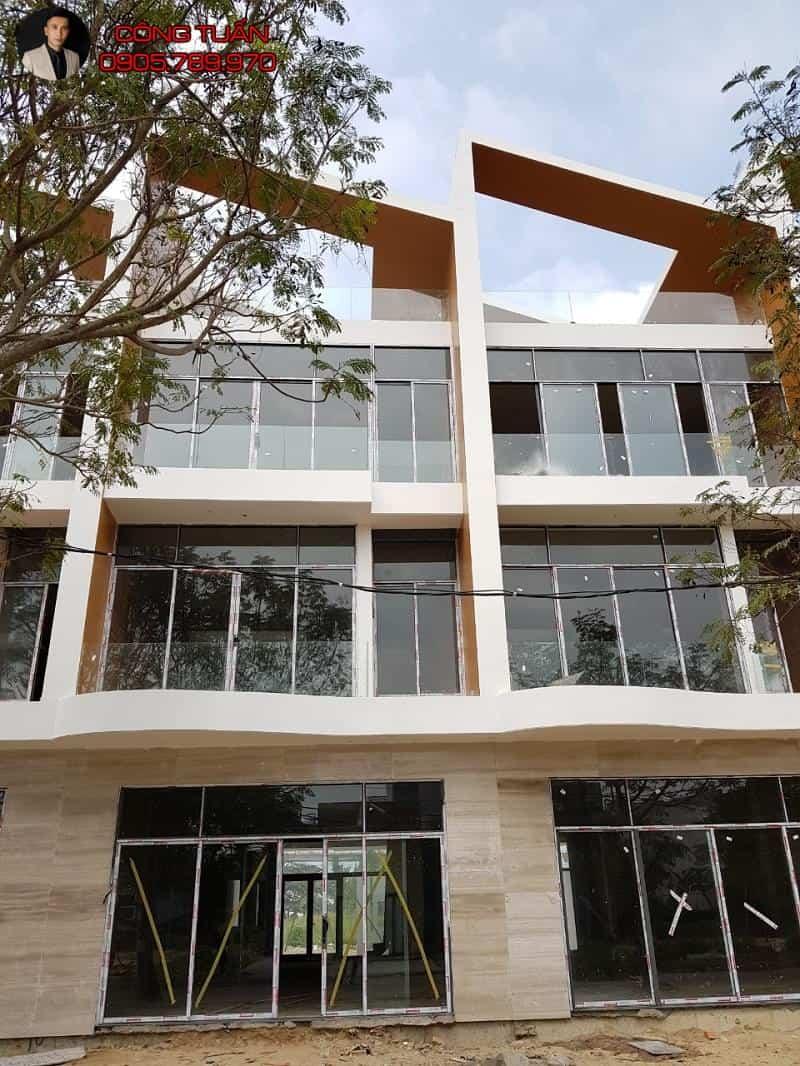 Duy nhất 2 căn Shophouse ven sông hàn giá rẻ hơn thị trường 500 triệu