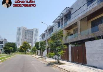 Nhà mặt tiền Trần Hưng Đạo liền kề tòa căn hộ Athena – nhà 4 tầng – 2 mặt tiền – 500m2