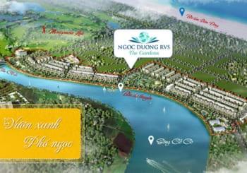 Dự án Ngọc Dương Riverside – Phân khu ven sông cổ cò