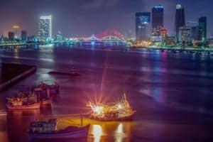 Tập đoàn Đông Đô trúng đấu giá quỹ đất ven sông Hàn Đà Nẵng