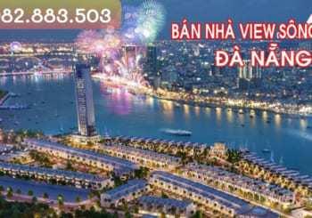 Bán nhà 2 mặt tiền đường Trần Hưng Đạo, ngay TTTP Đà Nẵng với giá chỉ 5,1 tỷ.