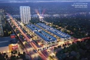 Dựa án Regal Pavillon: Nhà phố hạng sang chuẩn Châu Âu tại trung tâm quận Hải Châu Đà Nẵng
