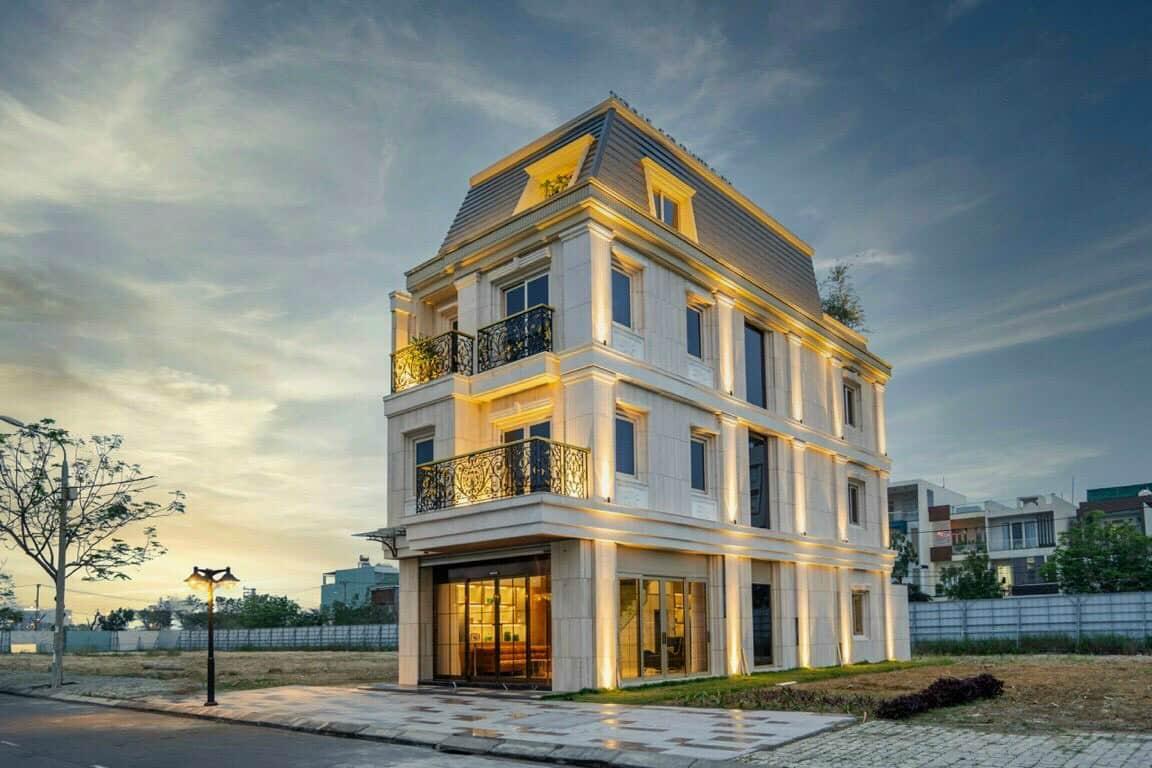 Bán nhà trung tâm Đà Nẵng đang làm mưa làm gió thị trường BĐS.