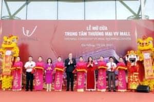 Khai trương trung tâm thương mại vv mail Đà Nẵng