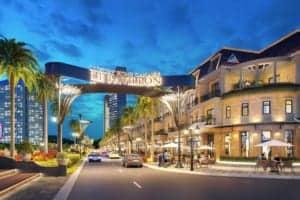 Dự án regal pavillon- phố đi bộ thương mại đầu tiên tại đà nẵng