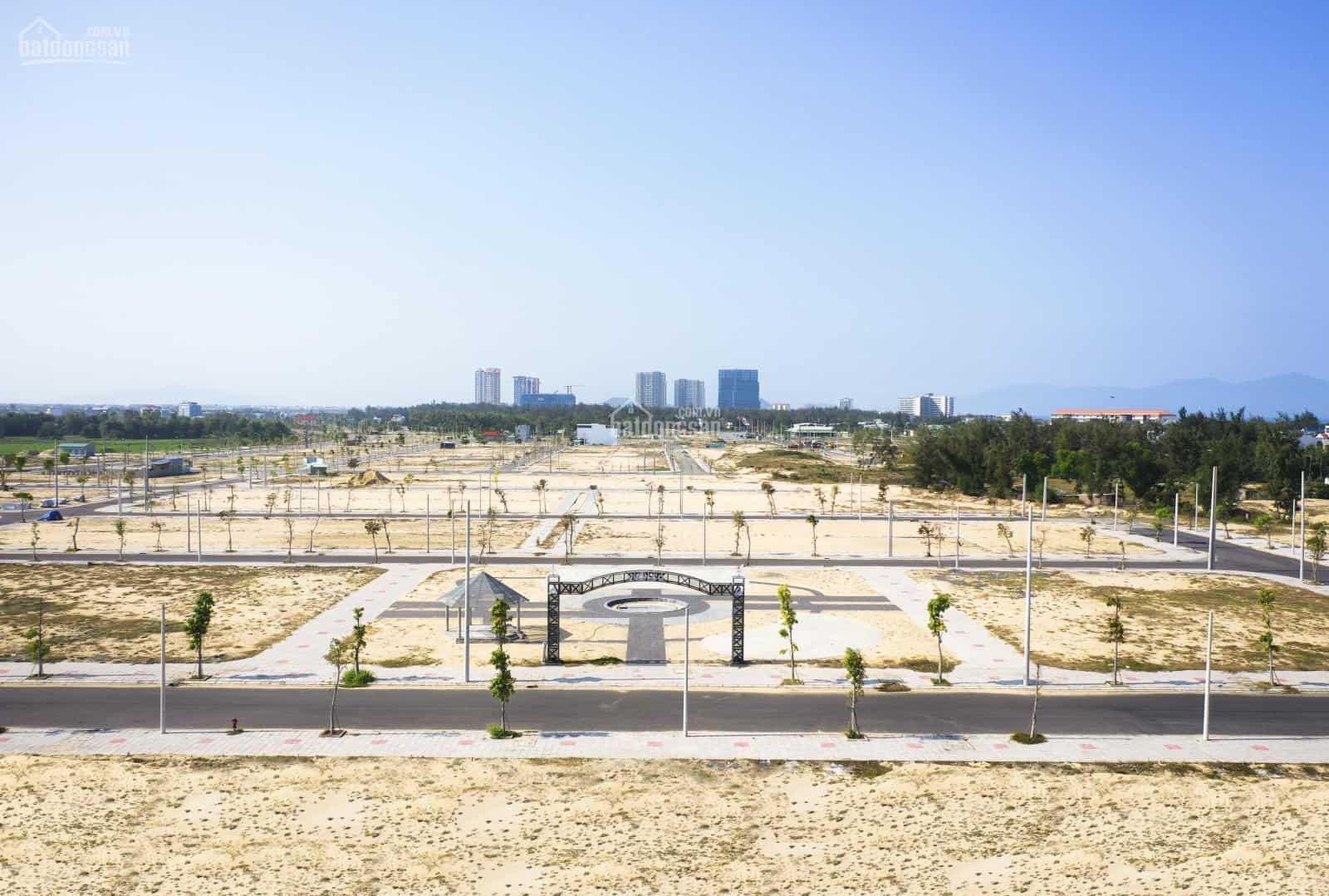 Chỉ duy nhất 1 lô đất nền ven biển tiếp giáp sông Cổ Cò phía nam Đà Nẵng