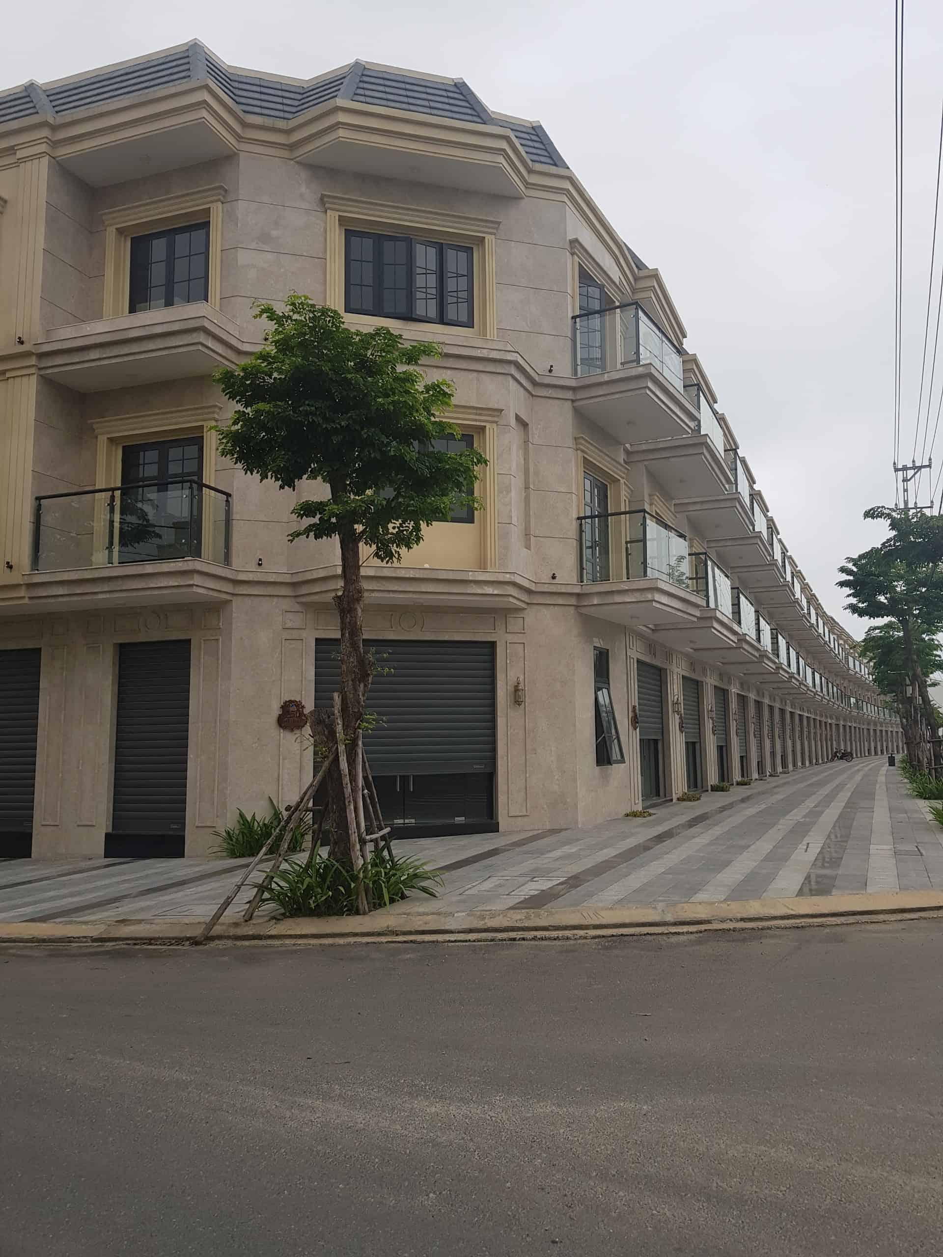 Bán nhà phố thông minh tại dự án Lakeside Infinity Đà Nẵng