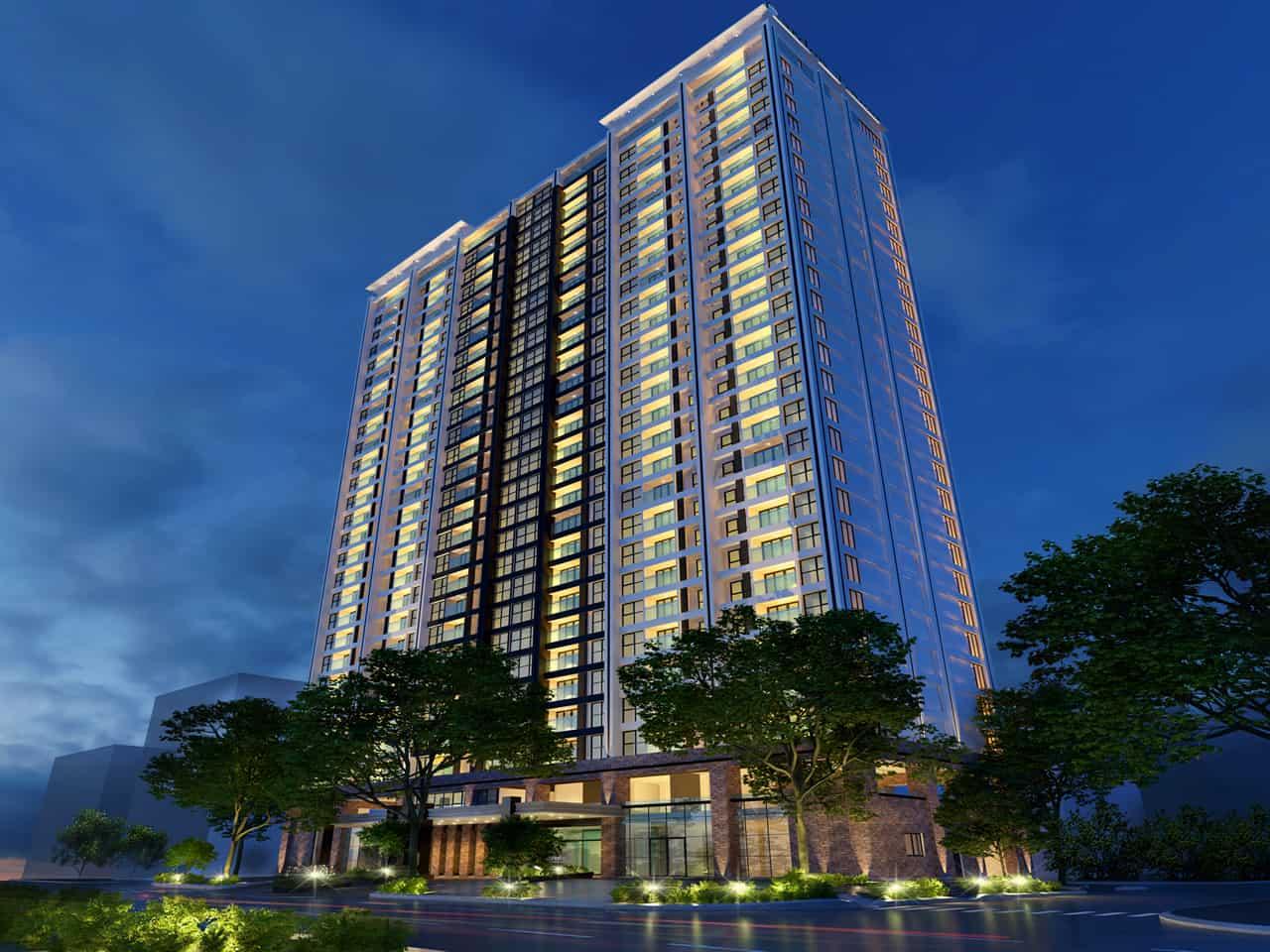 dự án căn hộ hiyori