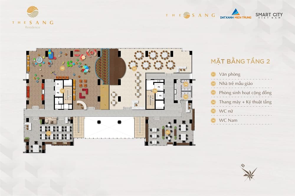 [Căn Hộ The Sang Residence ] – Căn hộ cao cấp tại Đà Nẵng 2021
