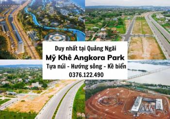 Đất biển Mỹ Khê Angkora Park Quảng Ngãi – 5 NỀN CUỐI CÙNG