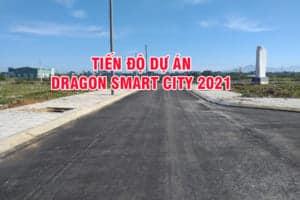 Tiến độ dự án Dragon smart city Đà Nẵng tháng 5/2021