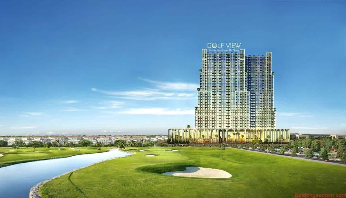 Chung cư Golf View Luxury Apartment