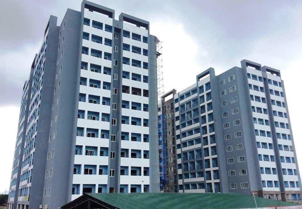 Bán căn hộ chung cư hòa khánh sở hữu lâu dài giá chỉ 650 triệu sở hữu ngay
