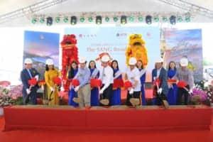 Khởi công dự án căn hộ the sang residence Đà Nẵng