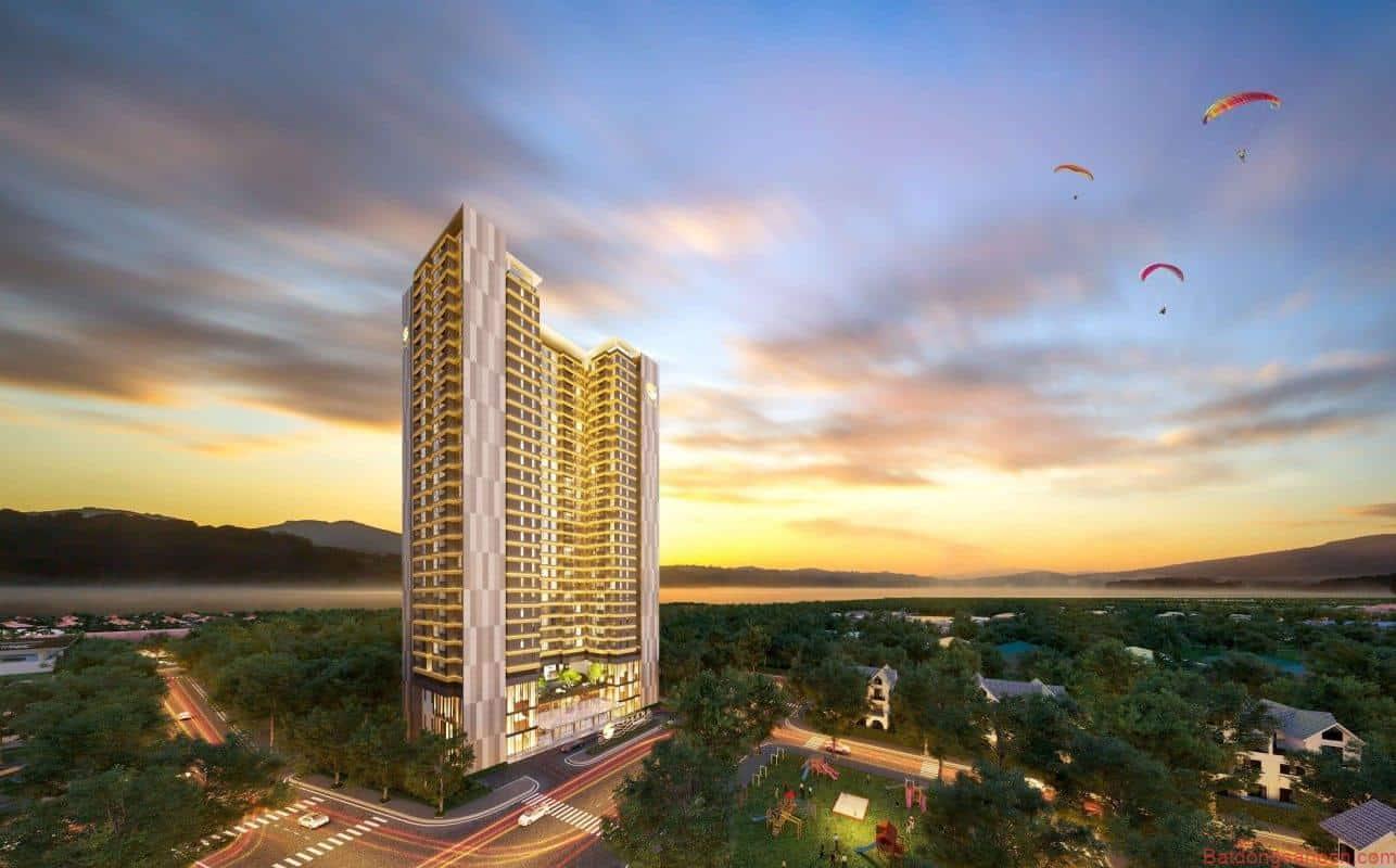 Dự án The Sang Residence – Căn hộ cao cấp tại Đà Nẵng 2021
