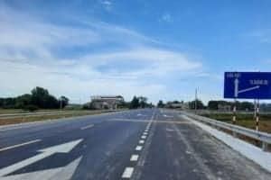 Quảng trị đầu tư 75 tỷ mở rộng đường từ QL9 đến cảng cửa việt